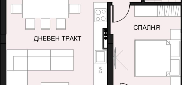 Апартамент 11 | Мезонет